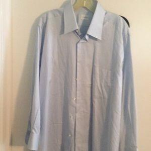 Ermenegildo Zegna Dress Shirt Sz 17-44
